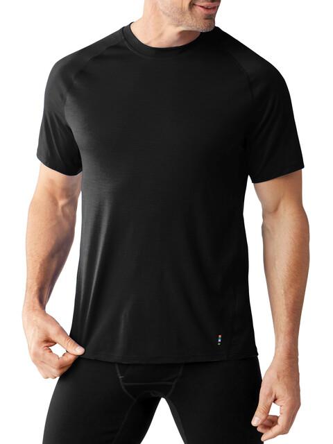 Smartwool Merino 150 Baselayer Short Sleeve Men Black